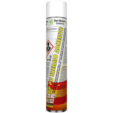 Пена-клей огнестойкий Den Braven PU Thermo Adhesive GG 750 мл
