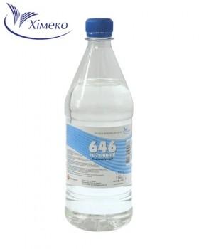 Растворитель Р-646 0,33л  ХИМЕКО