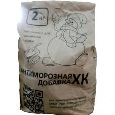 Пластификатор противоморозный ХК антифриз сильный ускоритель (2 кг)