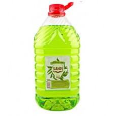 Мыло жидкое (ДСТУ 4351:2004 5л (Зеленый)