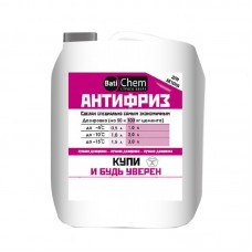 "Пластификатор противоморозный для бетона ""Bati Chem"" (10 л)"