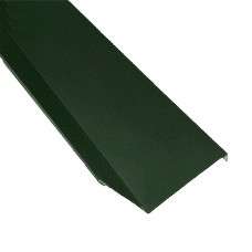 Планка примыкания ПП1 зеленая 2 м