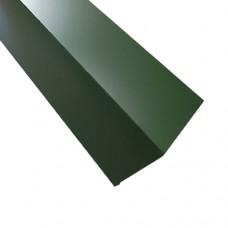 Планка примыкания ПП2 зеленая 2 м
