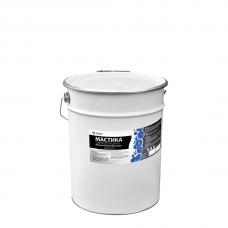 Мастика битум-каучуковая 3 кг Plest