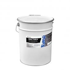 Мастика битум-каучуковая 9 кг Plest