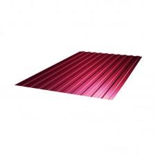 Профнастил ПС-10 3005 0,96 x 2,0 м 0,35мм  (вишня)