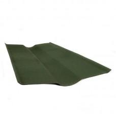 "Ендова ""Ондулин"" зеленая 0,36 х 1 м"