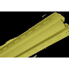 Профиль для сайдинга угол внутренний оливковый (3,05 м)