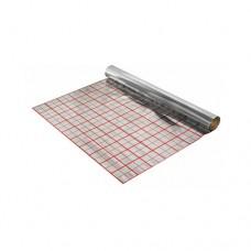 Пленка фольгированная с разметкой 100 см (40 мкм)