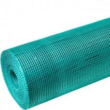 Сетка стекловолоконная Anserglob зеленая, 1х50 м, 5х5 мм, 165 г/м2