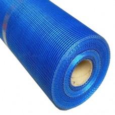 Сетка штукатурная стекловолоконная Masternet синяя 160 (1 х 50 м)