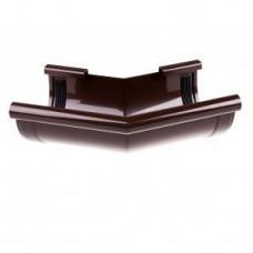 """Угол наружный для водостока """"Profil"""" 135 Z (90 мм) коричневый"""