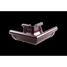 """Угол наружный для водостока """"Profil"""" 90 Z (130 мм) коричневый"""