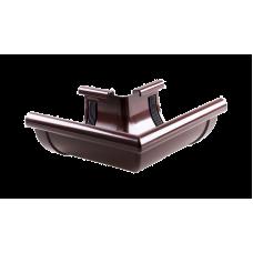 """Угол наружный для водостока """"Profil"""" 90 Z (90 мм) коричневый"""