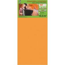 Подложка-гармошка пенополистирольная  (1050*500*3мм) 10,5 кв.м