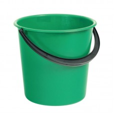 Ведро пластмассовое круглое (10 л)
