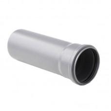 """Труба канализационная ПВХ """"Wavin"""" (110 мм) 0,5м"""