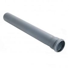 """Труба канализационная ПВХ """"Wavin"""" (110 мм) 2м"""