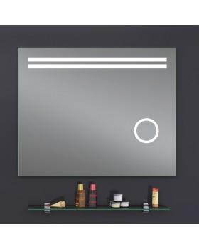 Зеркало Lava Della Led 80 х 65 см