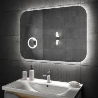 Зеркало Ultra Oko Led 90 х 65 см