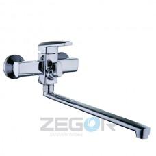 Смеситель для ванной Zegor NOF7-A033