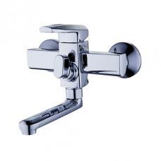 Смеситель для ванны короткий нос NOF3-A033