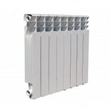"""Радиатор отопления """"SUMMER"""" алюминиевый (500х80 мм)"""