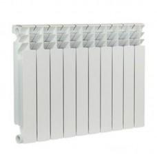 "Радиатор отопления биметаллический ""Whitex"" (500х80х96 мм) 10 секций"