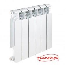 Радиатор отопления Passat Al алюминиевый 500 х 80