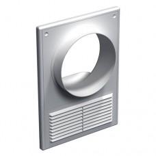 "Решётка вентиляционная ""Vents"" МВ 120 КВс 182 х 252 мм (девиатор, защитная сетка)"