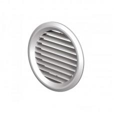 Решётка вентиляционная МВ 51/4 бВ абс 59 х 47 мм (фланец, защитная сетка)