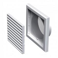 "Решётка вентиляционная ""Vents"" МВ 100 Вс 154 х 154 мм (защитная сетка)"