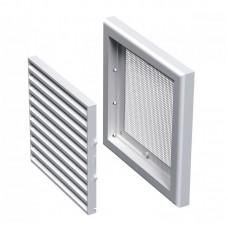 """Решётка вентиляционная """"Vents"""" МВ 100 с 154 х 154 мм (защитная сетка)"""