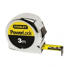 """Рулетка измерительная """"Stanley"""" Powerlock 19 мм (3 м)"""
