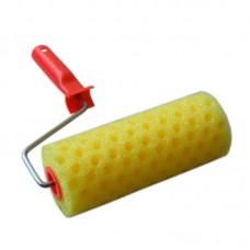 """Валик структурный """"Бригадир"""" горошек с ручкой 8 мм, d80 (250 мм)"""