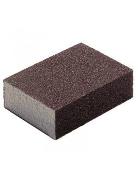 Губка шлифовальная SK500 зерно 80 (68х98х25мм)