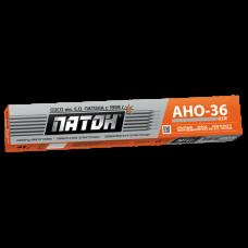 """Электрод """"ПАТОН"""" ELITE (АНО 36) 3 мм (2,5 кг) (Э42)"""