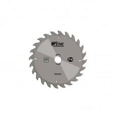 """Пильный диск по дереву """"WERK"""" 125 мм (24 зуб)"""
