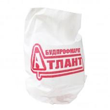"""Мешок полипропиленовый с логотипом """"Атлант"""""""