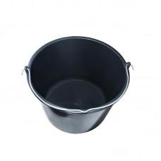 Ведро строительное круглое пластиковое (12 л)