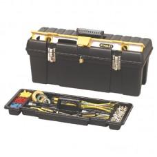 """Ящик для инструментов """"Stanley"""" с отсеком для уровня (659х272х260 мм)"""