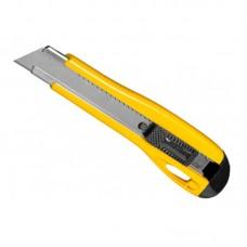 """Нож прорезной с отломным лезвием """"STANLEY"""" (18 мм) 160 мм"""