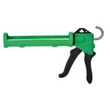 Пистолет для герметика пластмассовый полуоткрытый
