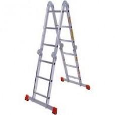 Лестница шарнирная Laddermaster Bellatrix A4A3 4x3, дл. 3,46-1,70м