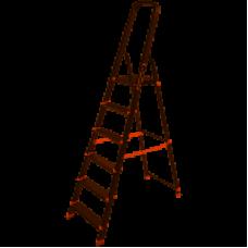 Стремянка алюм. Laddermaster Alcor A1A6 6 ст, выс. 181,5 см