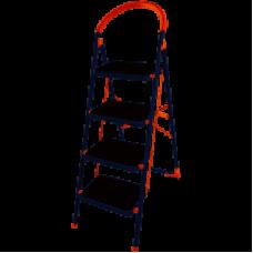 Стремянка стальная Laddermaster Intercrus S1A4 4 ст., выс. 130 см