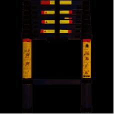 Лестница-телескоп Laddermaster Avior 8 ст, выс. 260 см