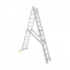 Лестница универсальная алюминиевая Aloft 3х12 (CLA-312)
