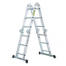 Лестница трансформер (шарнирная) WERK (4 х 3 ступ.)