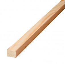 Брус 20 х 30 мм (2 м) строганный клееный (сухой)